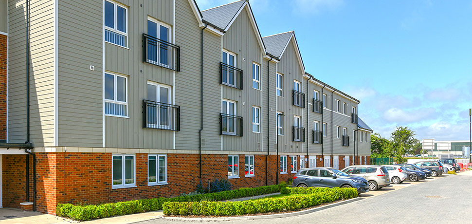 Shared Ownership St Mary S Island