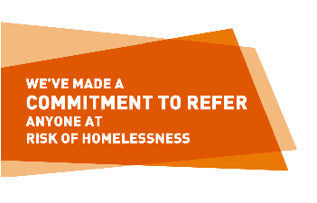 Optivo pledge support to tackle homelessness