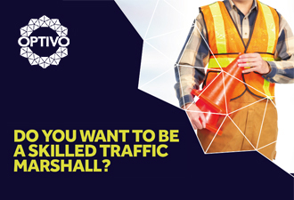 Do you want to be a skilled traffic marshall?