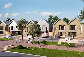 New family homes coming to Sittingbourne