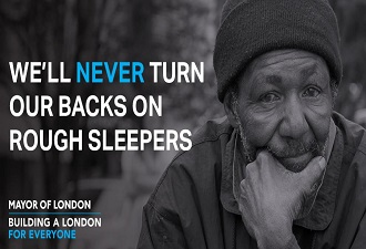 Helping rough sleepers