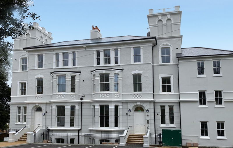 Leolyn House, Pevensey Road, St Leonards
