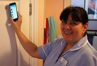 New technology for our care homes