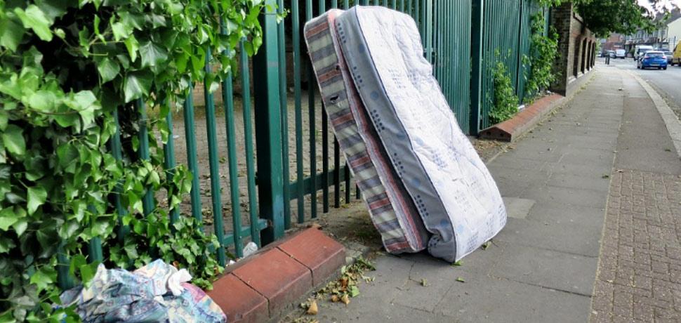 image: a mattress