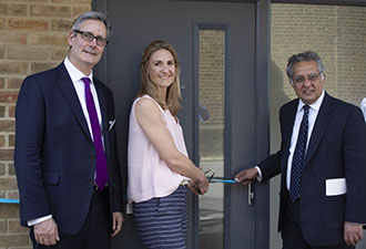 image: Heathfield Square is official opened in Wandsworth