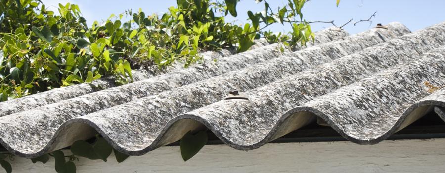 image: Asbestos roof