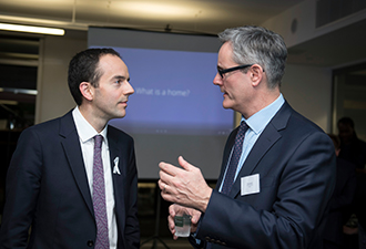 IMAGE: James Murray and Paul Hackett